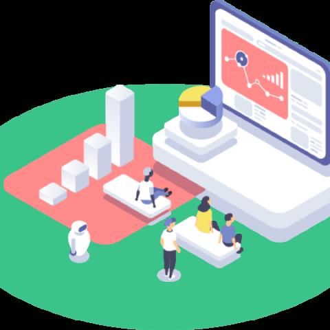 Custom Interactive Analytics